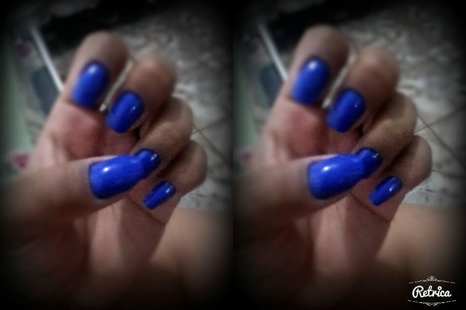 Azul Royal  estudante (cabeleireiro) manicure e pedicure auxiliar cabeleireiro(a)