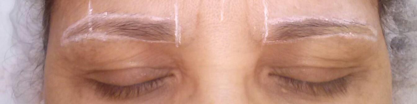 vendedor(a) designer de sobrancelhas maquiador(a) auxiliar administrativo
