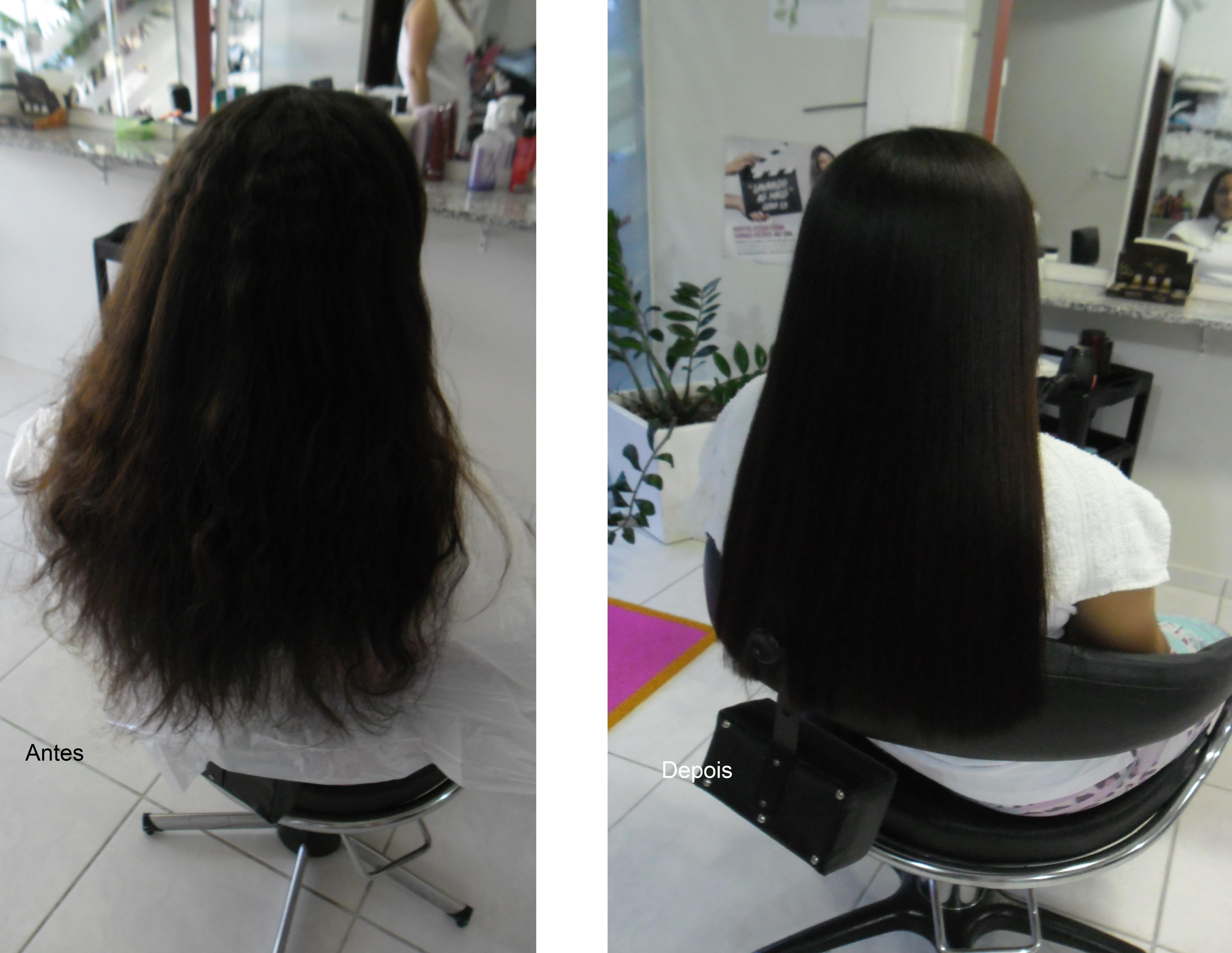 antes e depois, alisamento cabelo  cabeleireiro(a) manicure e pedicure micropigmentador(a)
