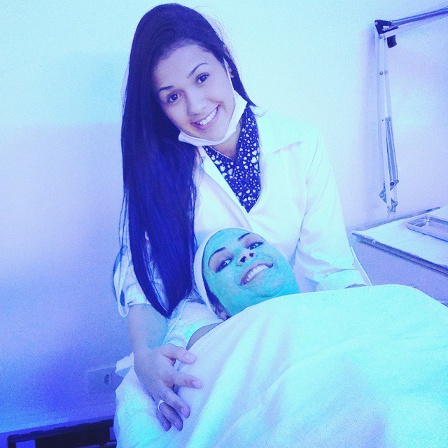 assistente esteticista