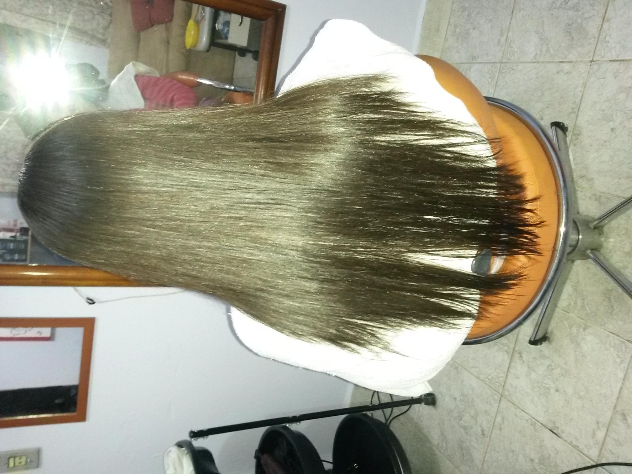 cabelo úmido,  processo de secagem  cabeleireiro(a) depilador(a) manicure e pedicure