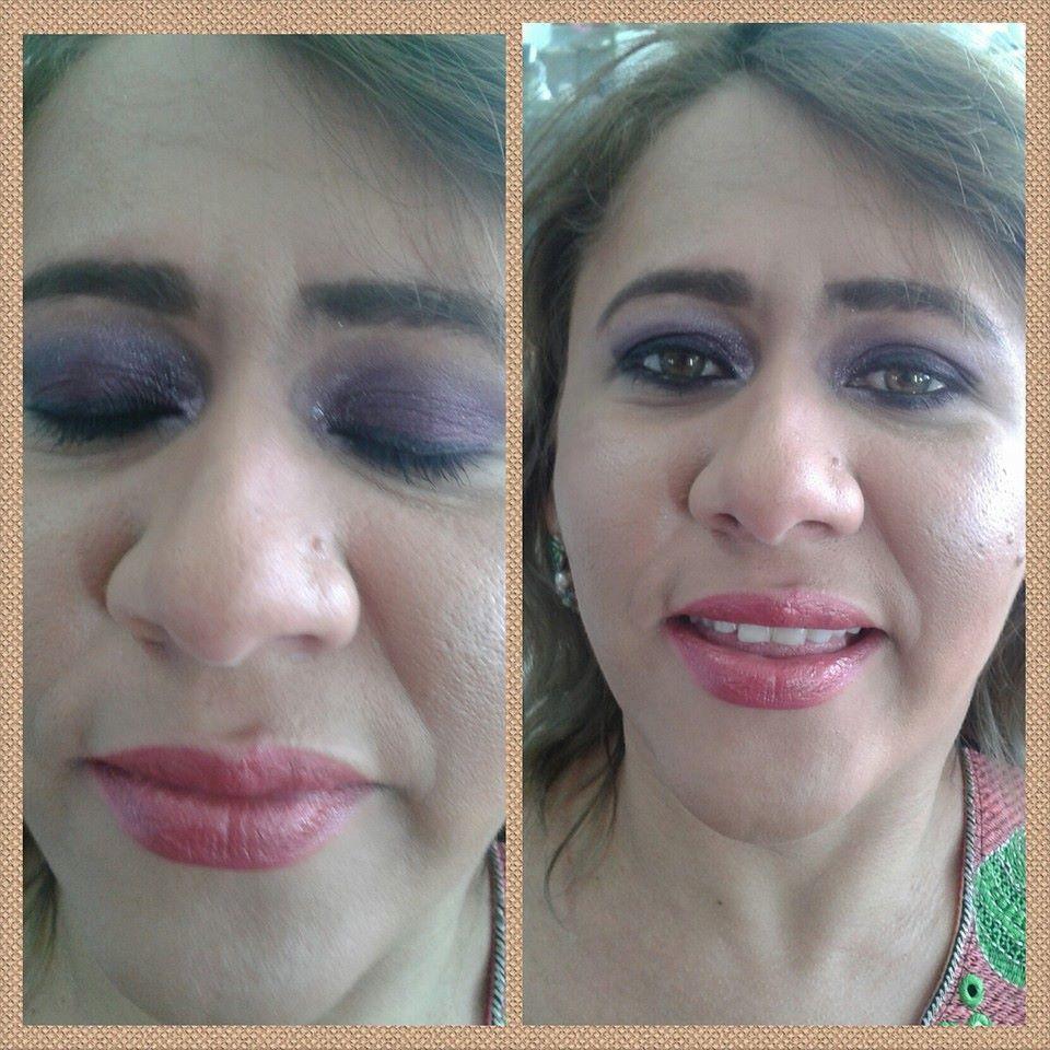 Maquiagem em pele madura #monocromática #pelemadura #makeup maquiador(a) assistente maquiador(a) designer de sobrancelhas depilador(a)