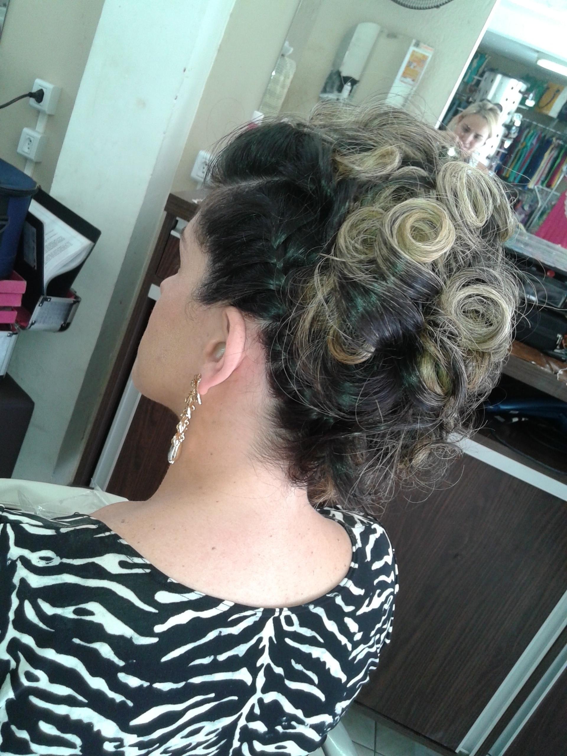 cabeleireiro(a) stylist /visagista