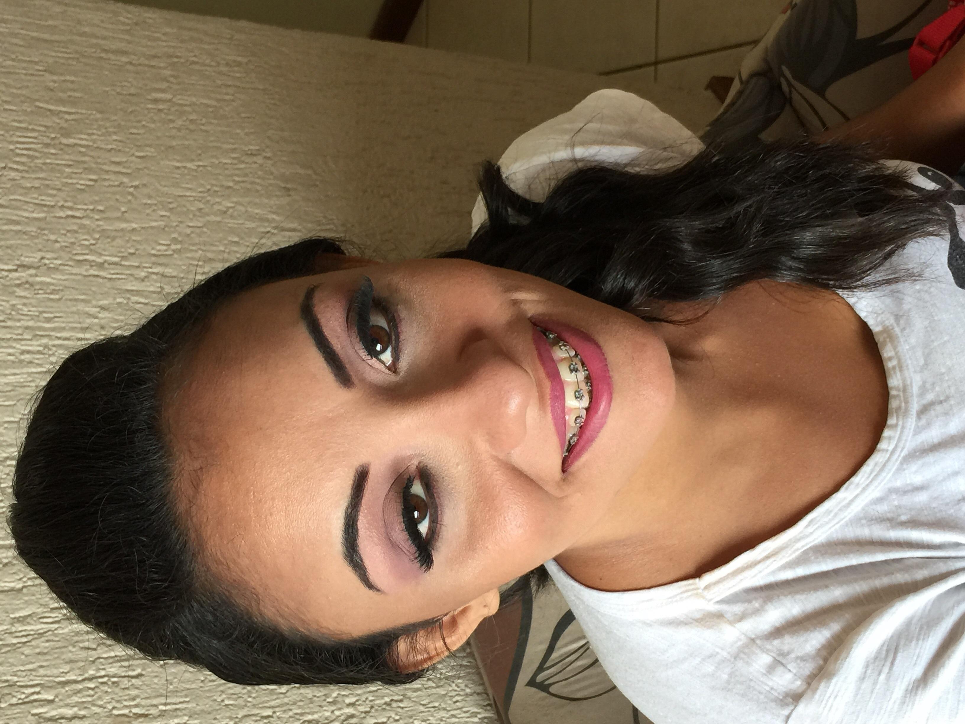 Maquiagem Madrinha de Casamento Diurno maquiador(a)