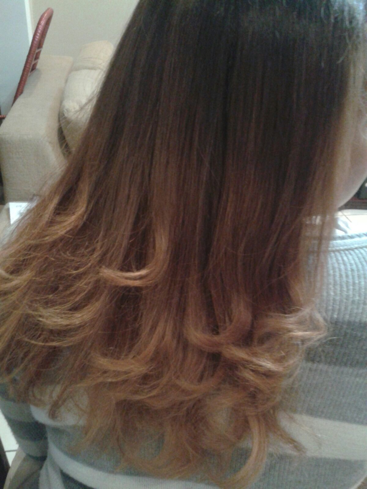 Cliente  auxiliar cabeleireiro(a) cabeleireiro(a)