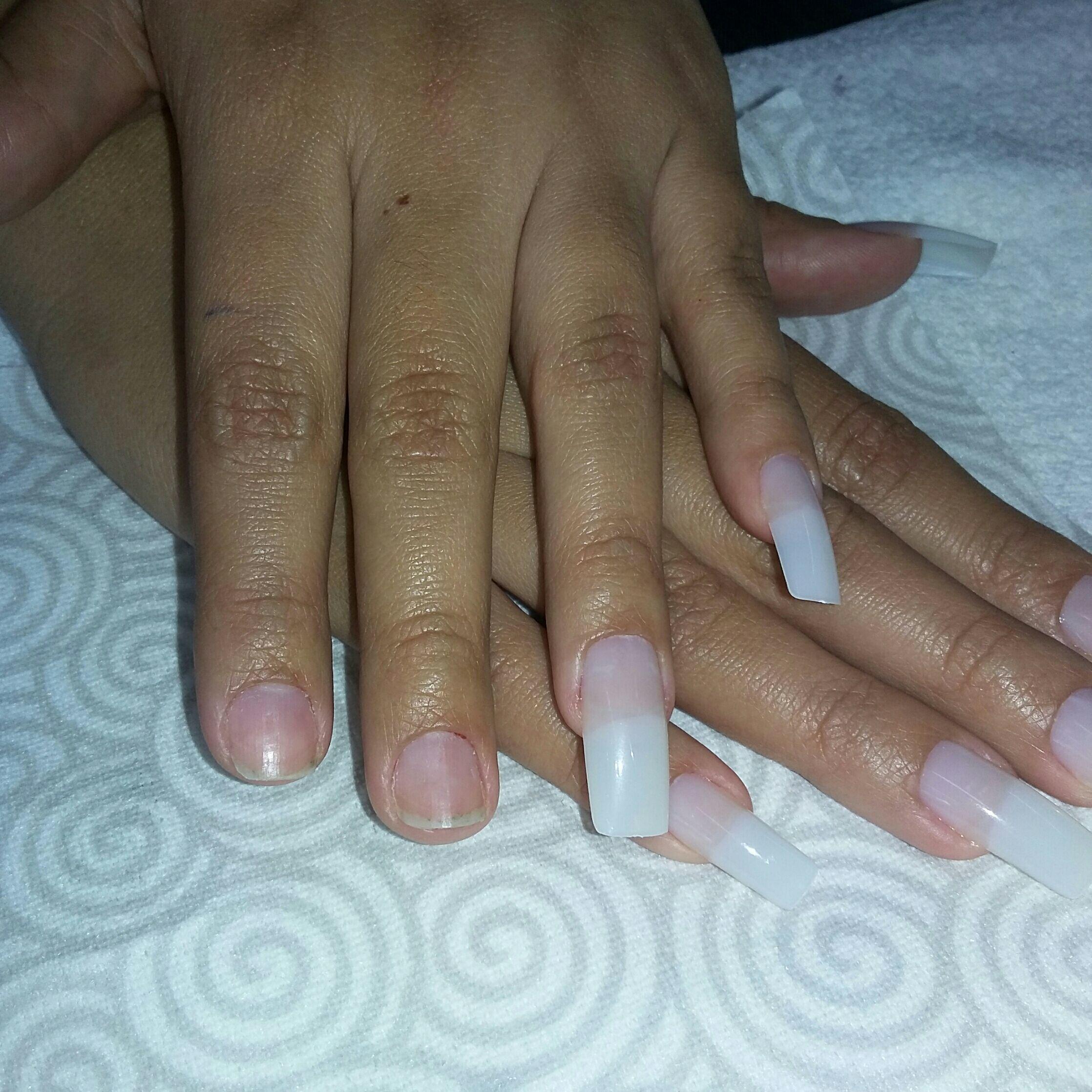 manicure e pedicure alongamentos acrigel fibra de vidro