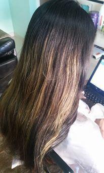 antes das luzes cabeleireiro(a)