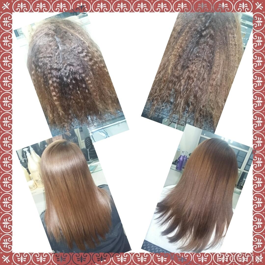 Progressiva segunda parte, chegando no objetivo cabeleireiro(a)