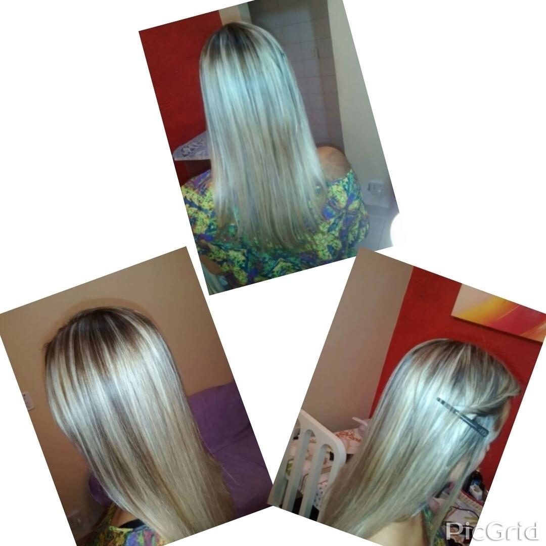 Retoque de mechas cabeleireiro(a)