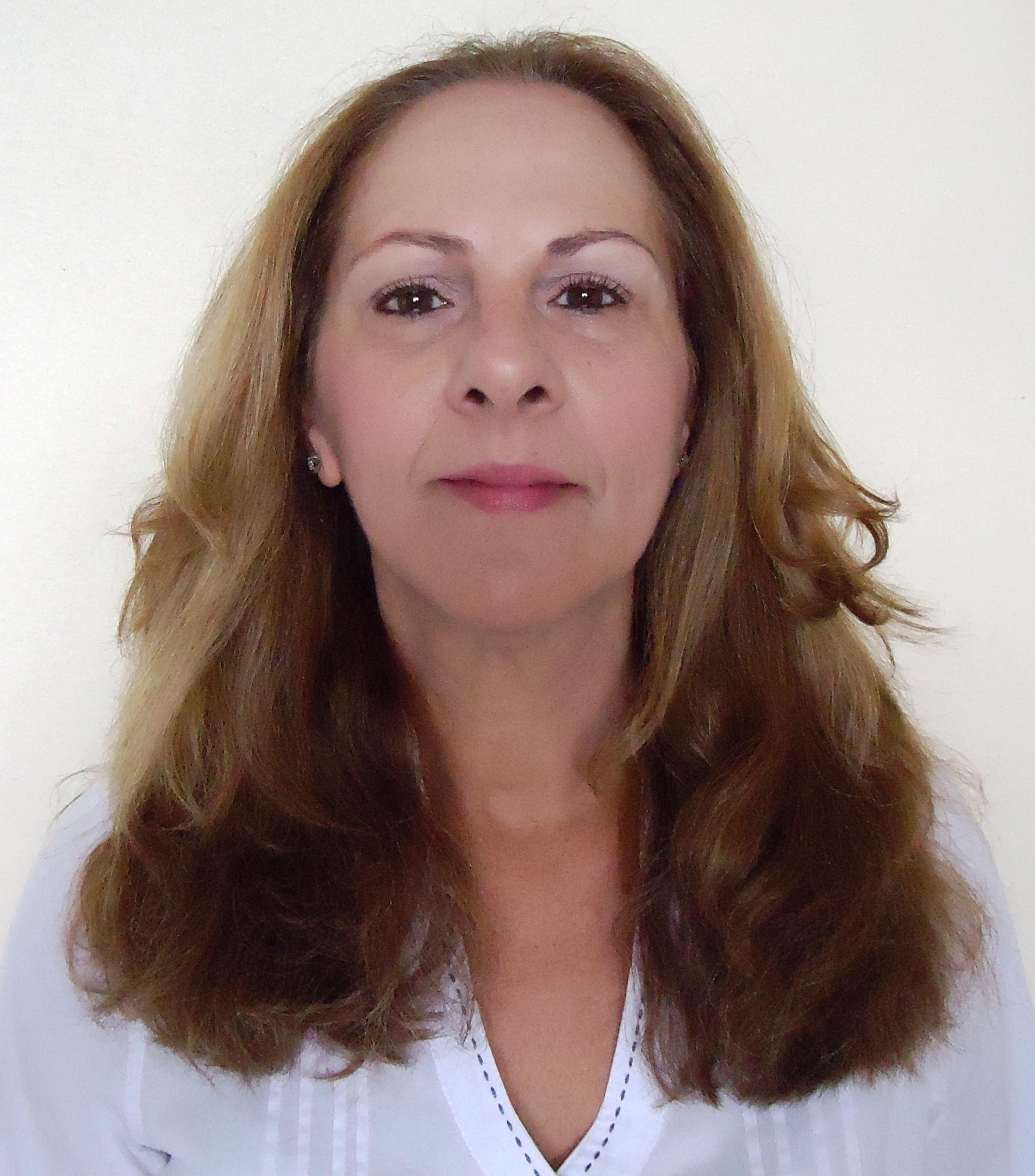 Marcia Aparecida Corrêa esteticista