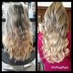 #correcao#loirogold#hair#hairdo#beforeandafter#waves