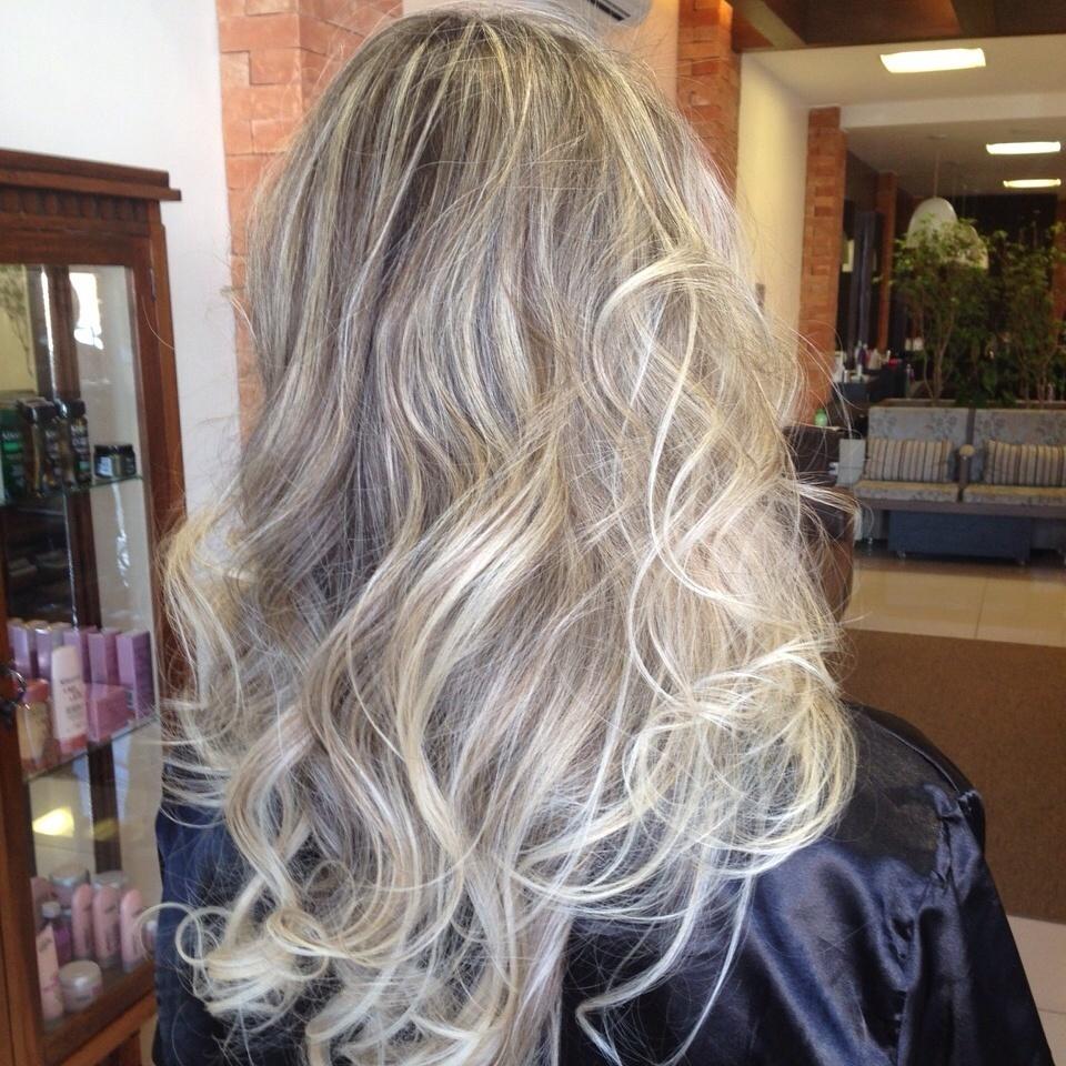 #blond#loiroperfeito#loirodossonhos#cabelosaudavel#ice#haido#waves cabeleireiro(a)