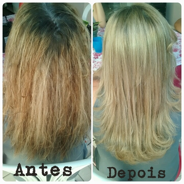 BOTOX CAPILAR auxiliar cabeleireiro(a)