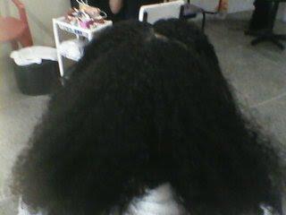 antes da definitiva cabeleireiro(a) designer de sobrancelhas