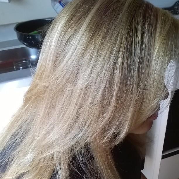 Mechas - Escova cabeleireiro(a) maquiador(a)