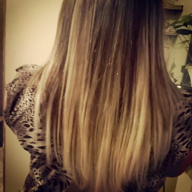 Mega Hair - Ombre hair cabeleireiro(a) maquiador(a)