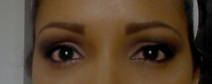 Maquiagem do dia #Marykay consultor(a) designer de sobrancelhas