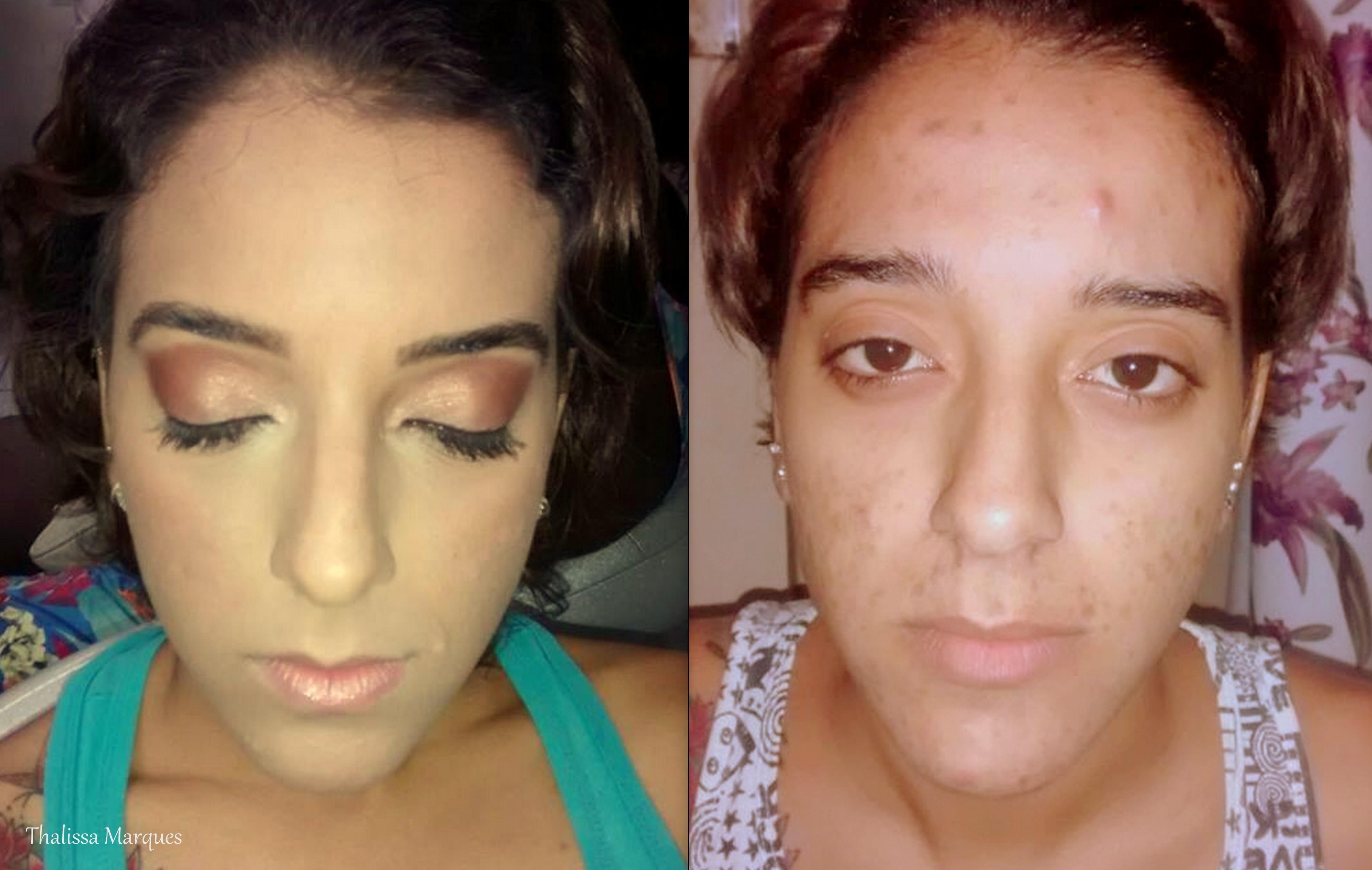 Maquiagem social. maquiador(a)