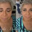 Maquiagem Pele Madura#Maquiagempelemadura https://www.facebook.com/pages/Shayla-MakeUp/426126237544233?fref=ts