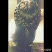 #Penteado #Trança https://www.facebook.com/pages/Shayla-MakeUp/426126237544233?fref=ts