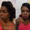 #PeleNegraPerfeita #Maquiagemparamadrinha https://www.facebook.com/pages/Shayla-MakeUp/426126237544233?fref=ts