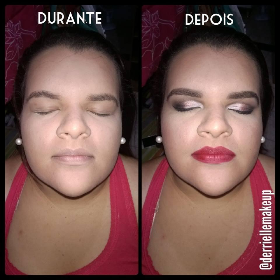 Maquiagem de balada maquiador(a)