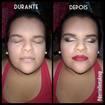 Maquiagem de balada