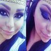 Maquiagem Arábe