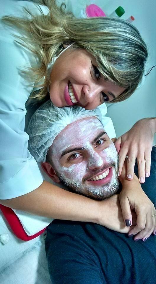 Detox Facial. esteticista maquiador(a) designer de sobrancelhas