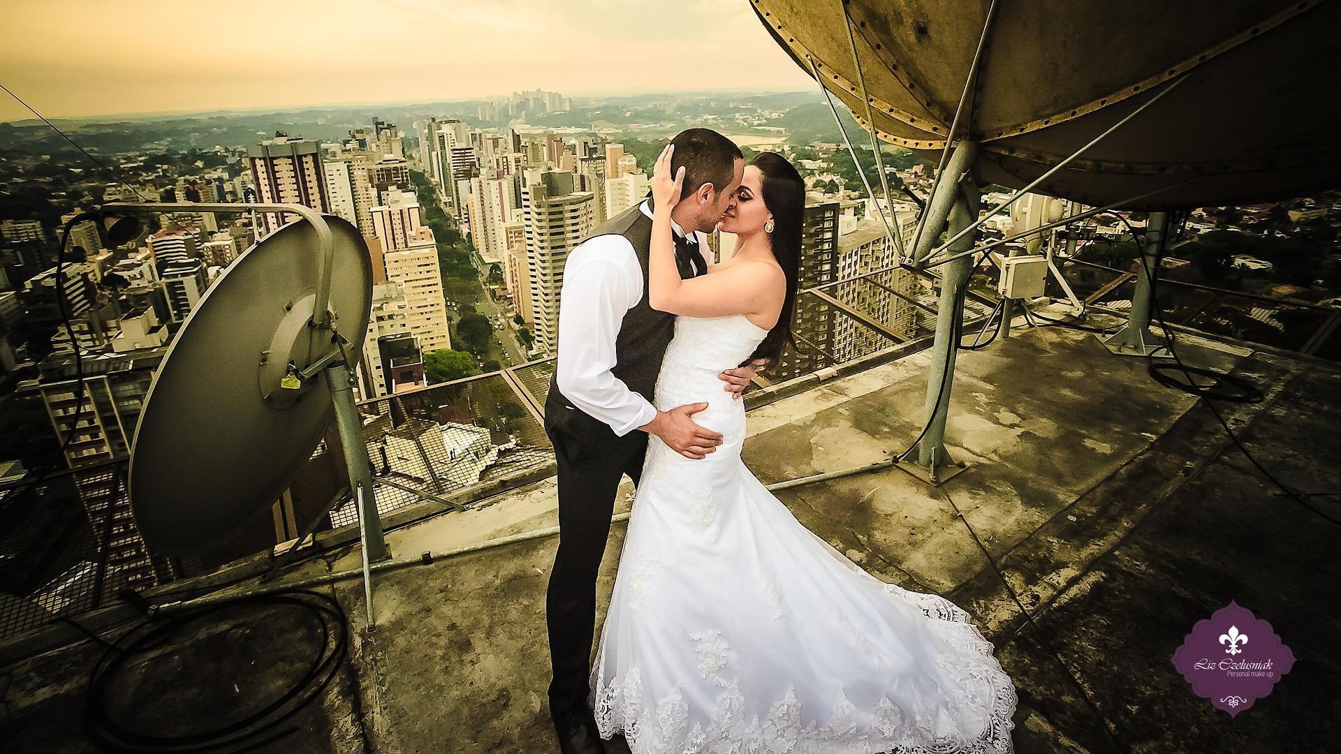 <3#MakePenteado#Noiva#Casamento#by#LizCzelusniak maquiador(a) cabeleireiro(a) designer de sobrancelhas