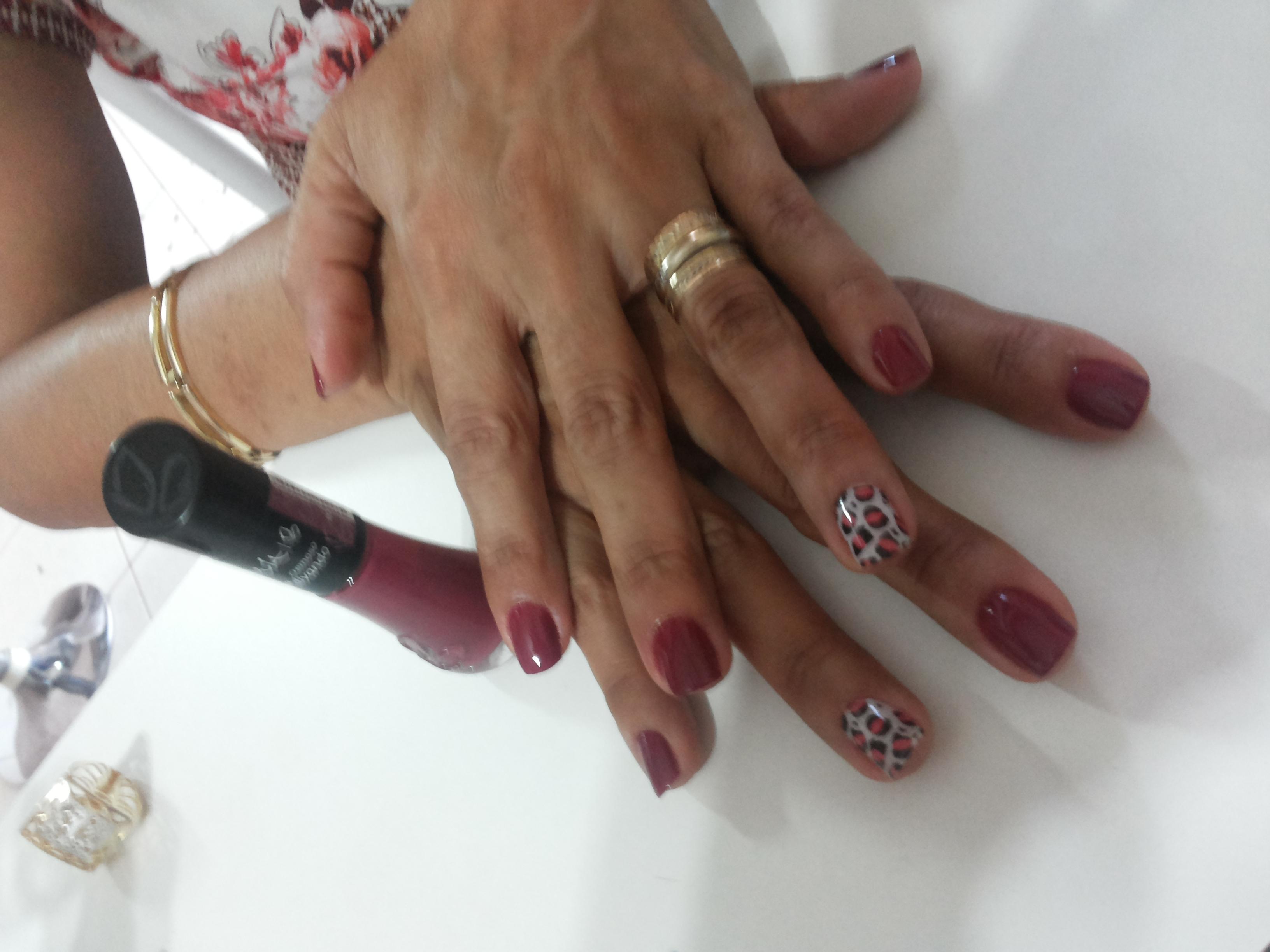 manicure e pedicure depilador(a)