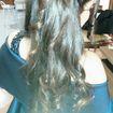 penteado simples como cliente pediu,...