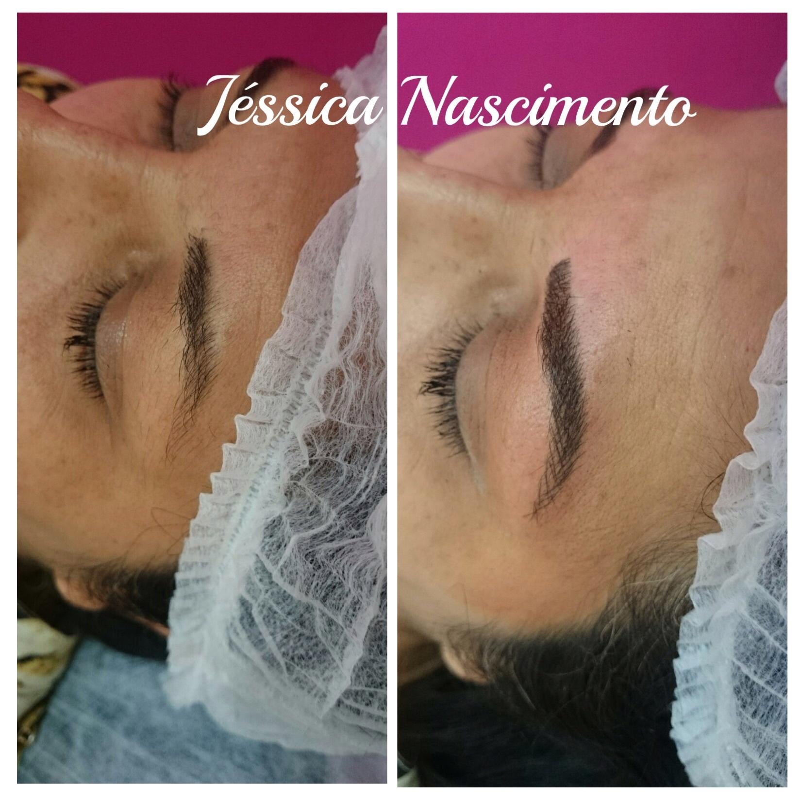 designer de sobrancelhas maquiador(a) dermopigmentador(a)