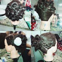 auxiliar cabeleireiro(a) recepcionista cabeleireiro(a) escovista