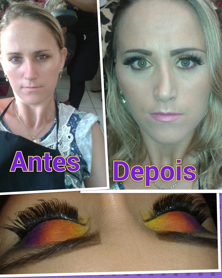 #Make#Feitano curso#Senac maquiador(a) designer de sobrancelhas consultor(a)