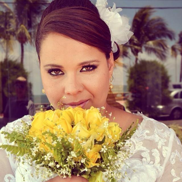 Noiva Marina Jacinto maquiador(a)
