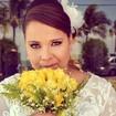 Noiva Marina Jacinto