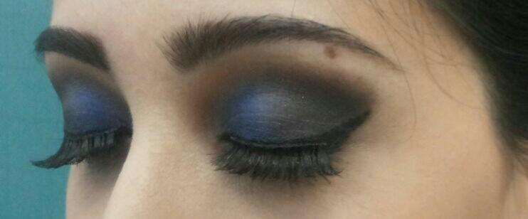 #azulepreto#cíliospostiços designer de sobrancelhas micropigmentador(a)