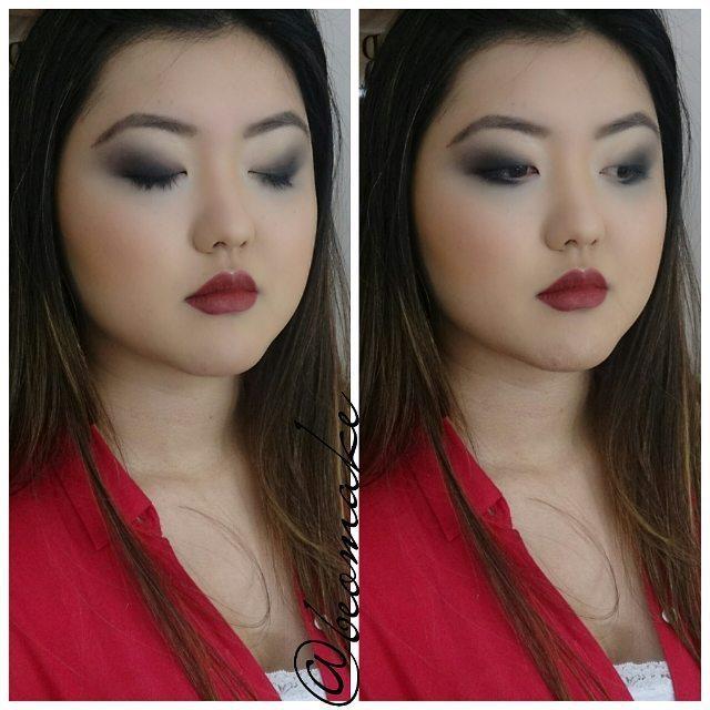 Técnica de maquiagem para orientais! #makeuporiental #makeparaorientais maquiador(a) designer de sobrancelhas