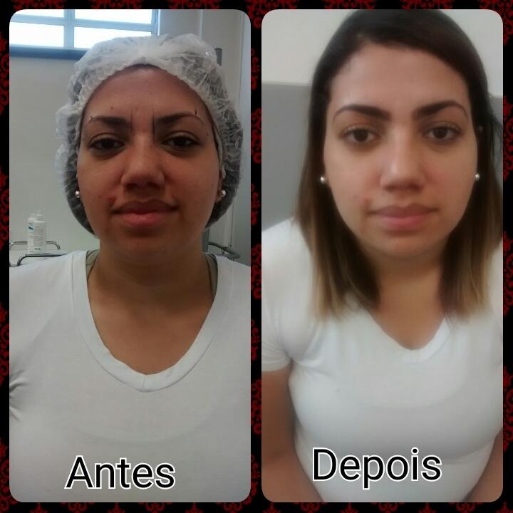 #visagismo #designdesobrancelha #primeiracobaia #aplicaçãodehenna  auxiliar cabeleireiro(a) cabeleireiro(a)