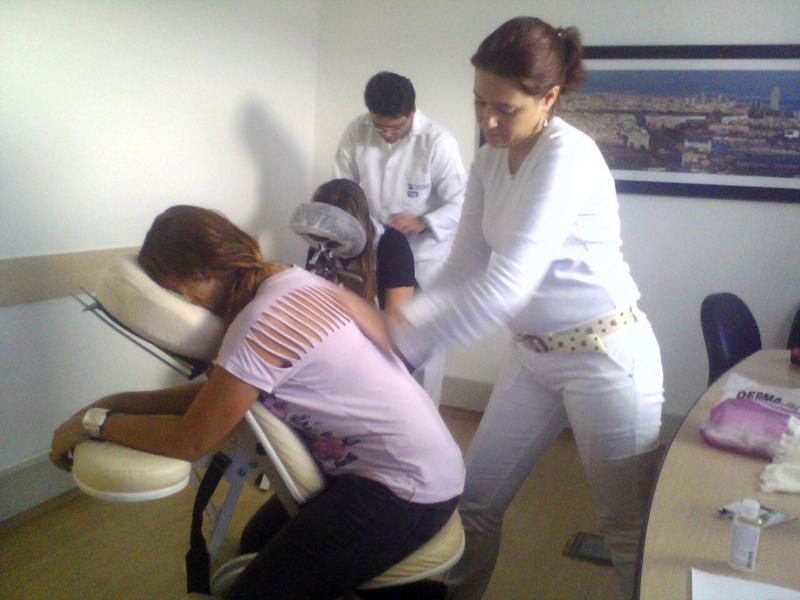 massoterapeuta aromaterapeuta