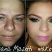 #make #antesedepois #julianamazettimakeup #maquiagem