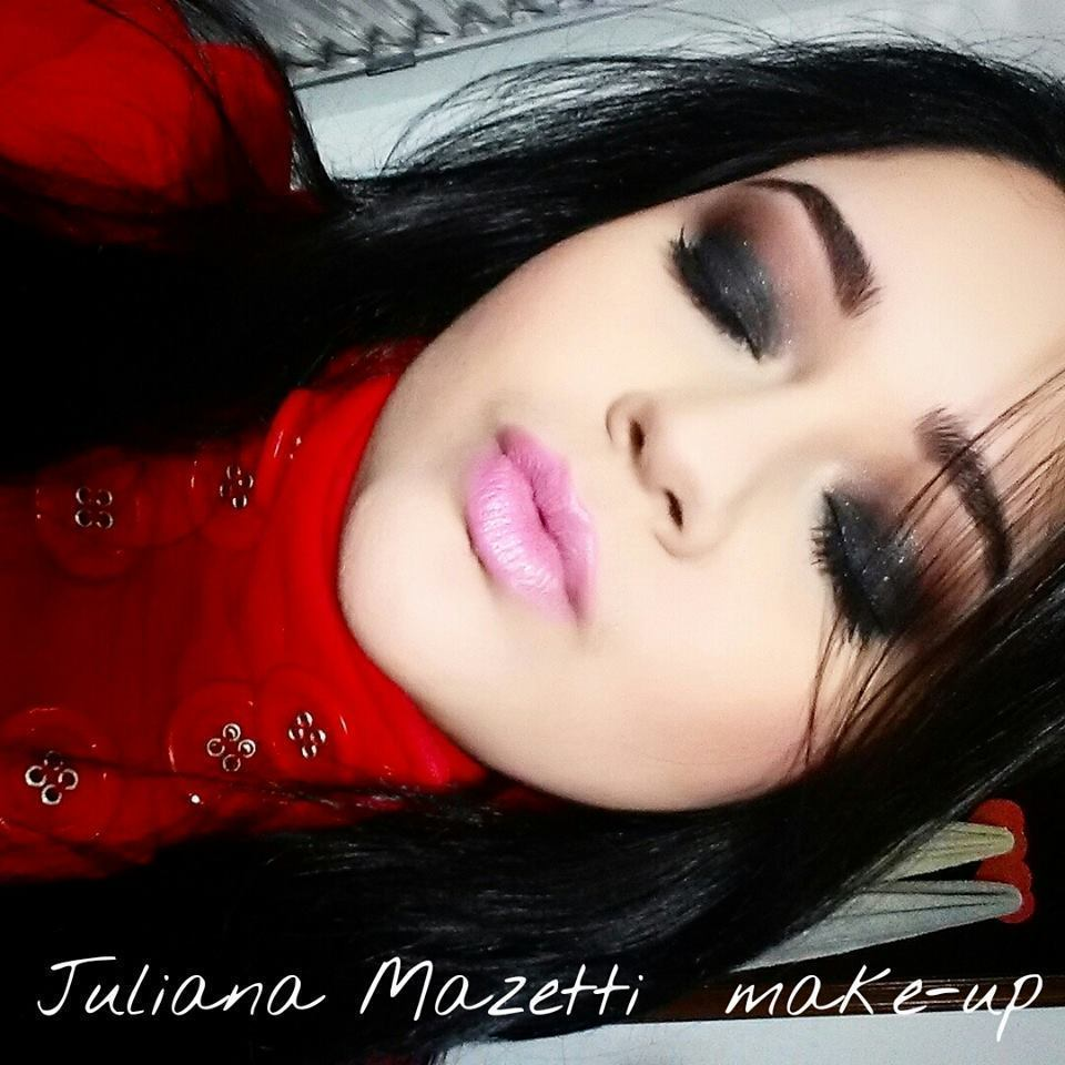 #make #black #julianamazettimakeup #maquiagem  maquiador(a)