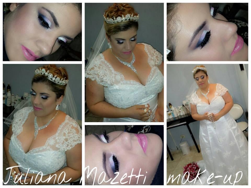 #make #noiva #julianamazettimakeup #maquiagem  maquiador(a)