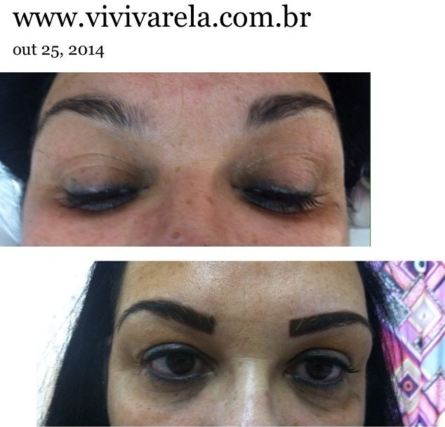 designer de sobrancelhas depilador(a)