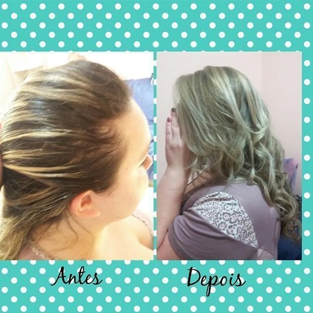 Retoque de luzes auxiliar cabeleireiro(a)