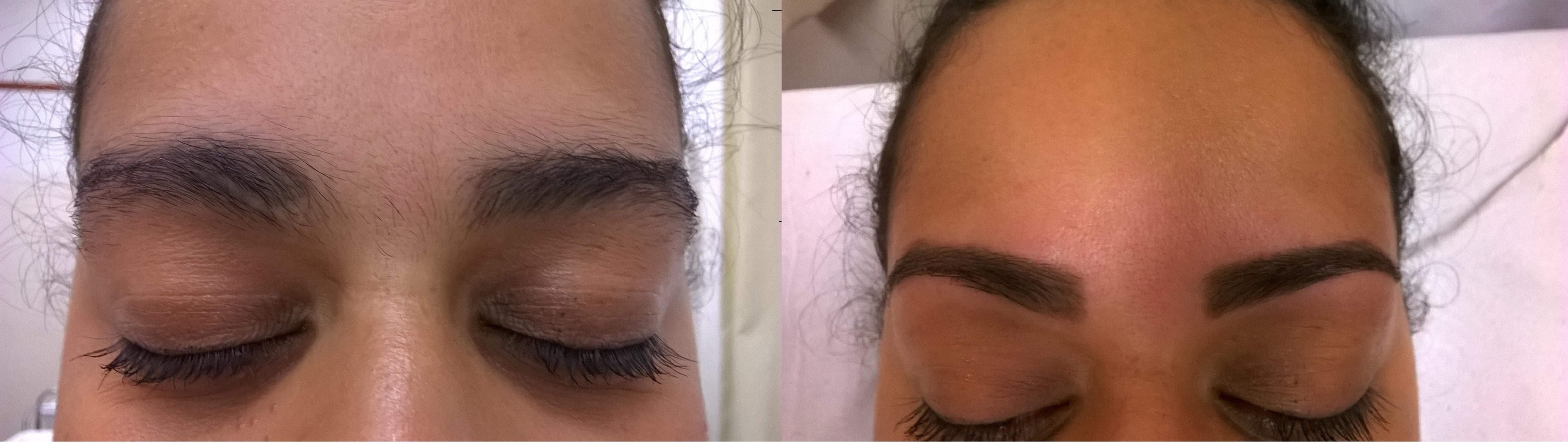 manicure e pedicure designer de sobrancelhas depilador(a)
