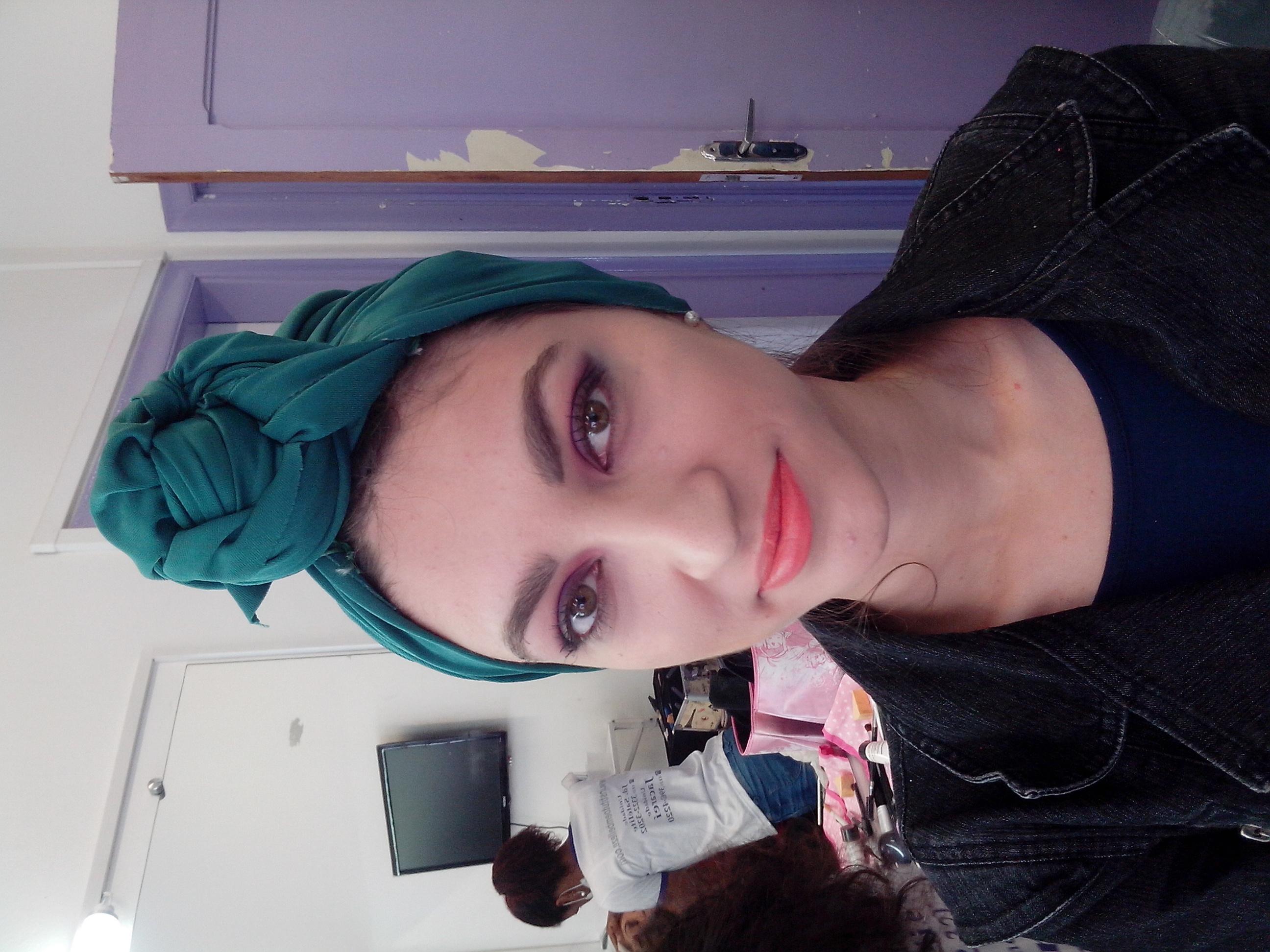 #Makepassarela #turbante #tendencia maquiador(a)