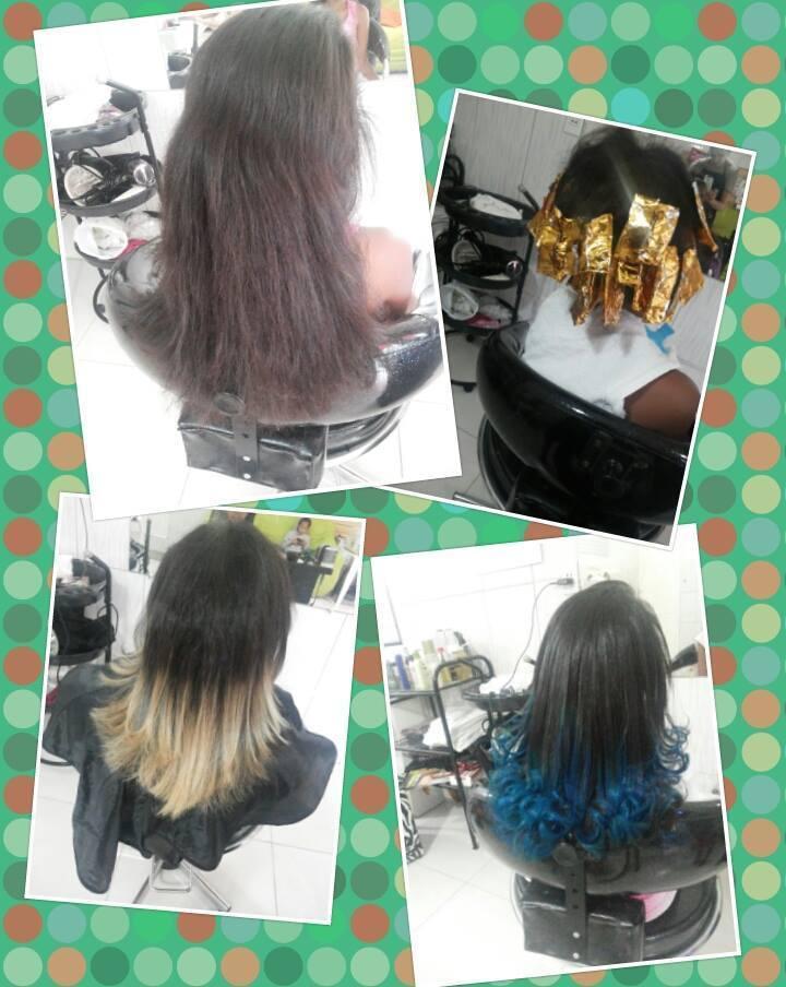 #californianas #bluehair #exotichair cabeleireiro(a) empresário(a) / dono de negócio