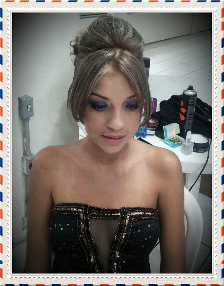 #debutante #penteado #clientelinda cabeleireiro(a) empresário(a) / dono de negócio